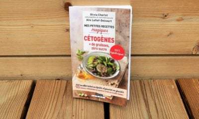 Avis : Mes petites recettes magiques Cétogènes d'Olivia Charlet et Alix Lefief-Delcourt
