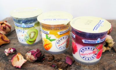 Découverte : Mamie Nova double plaisir, des desserts avec des vrais morceaux de fruits