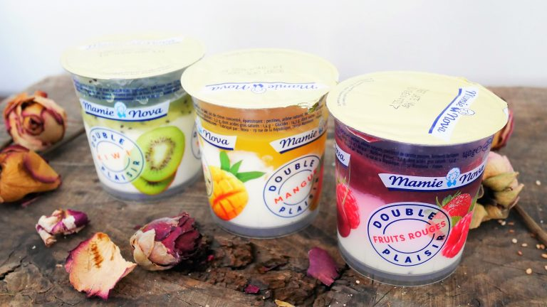 Mamie Nova dessert aux fruits