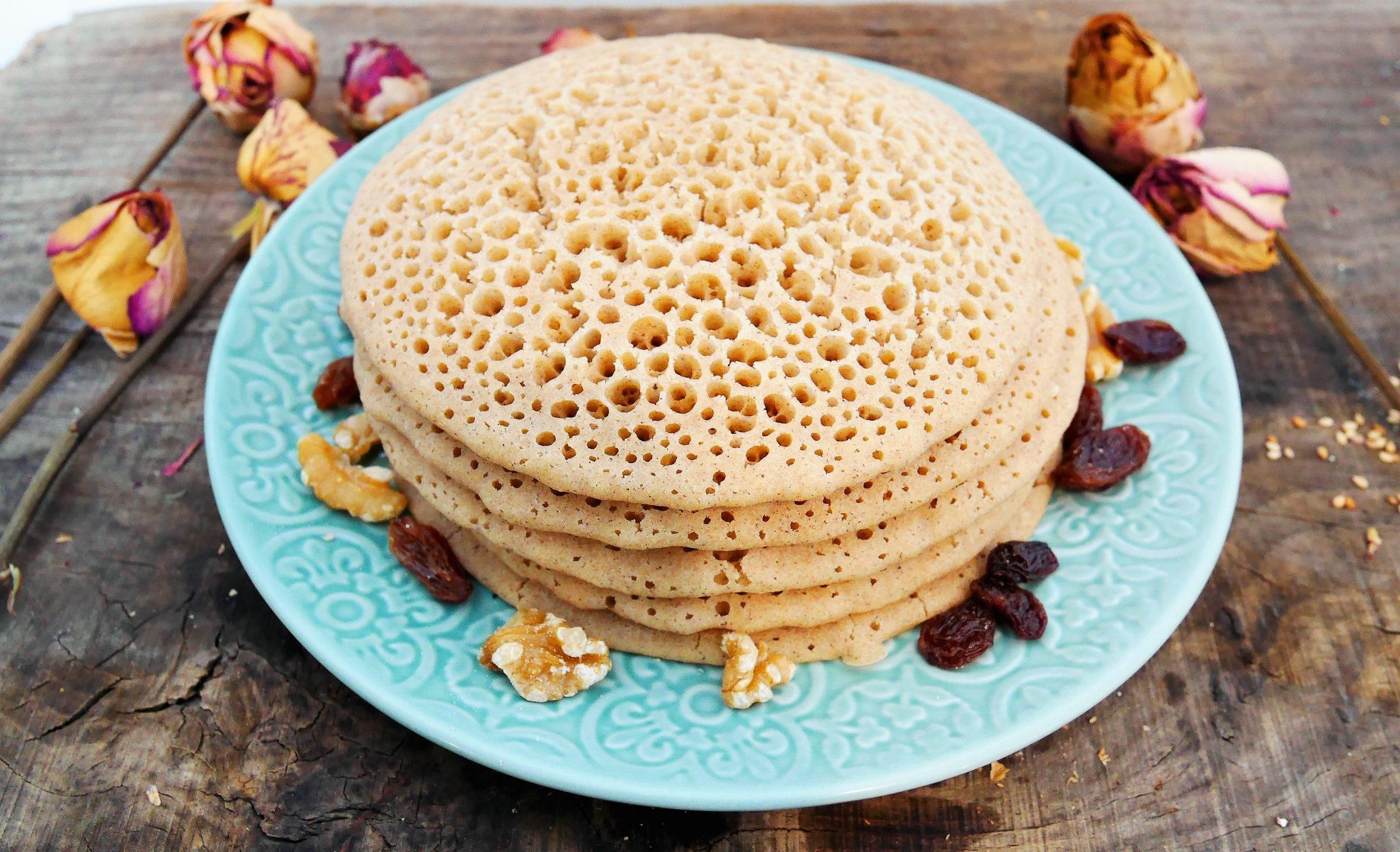 Comment faire des baghrir? recette de crêpe mille trous