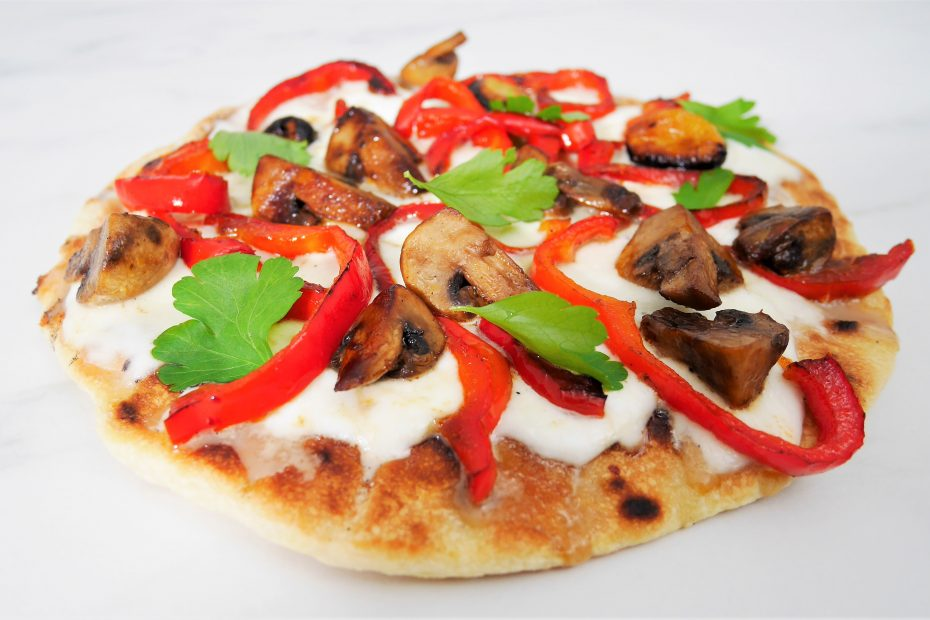 Pizza au barbecue Weber