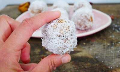 Gâteaux boule de neige aid al fitr ramadan 2019