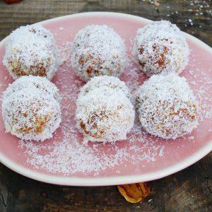 Gâteau boule de coco pour el aid ramadan 2019