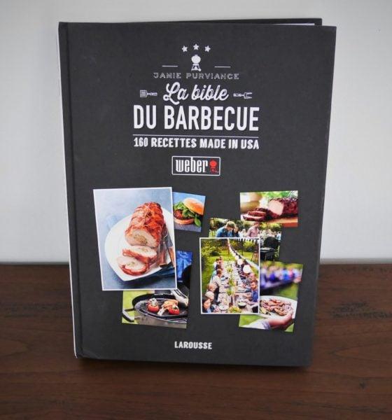 Avis : La bible du barbecue Weber de Jamie Purviance