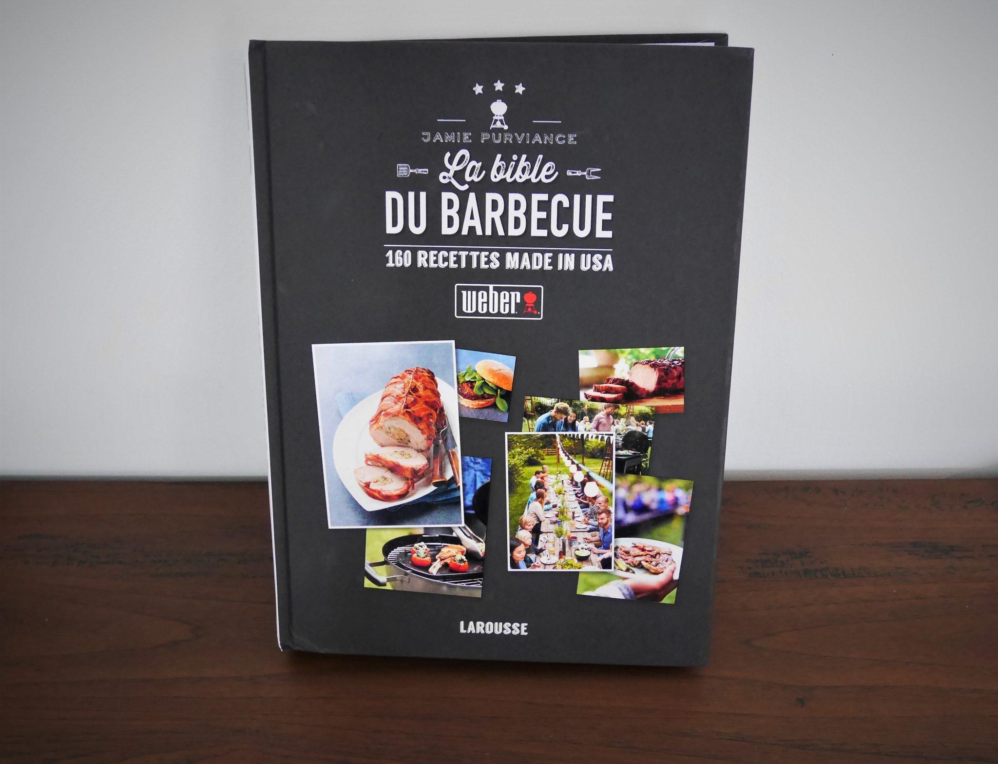 La bible du barbecue weber