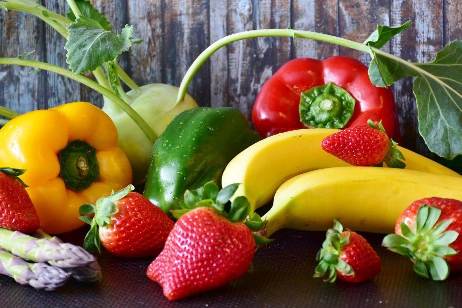 Fruits et légumes de saison moi de juin