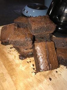 Recette de brownie très facile
