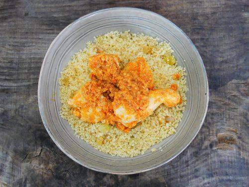 Poulet au basilic – Recette du livre Simplissime En 30 min je cuisine pour toute la semaine