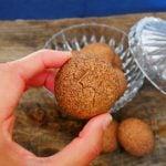 Comment faire de ghriba sans sucre raffiné?
