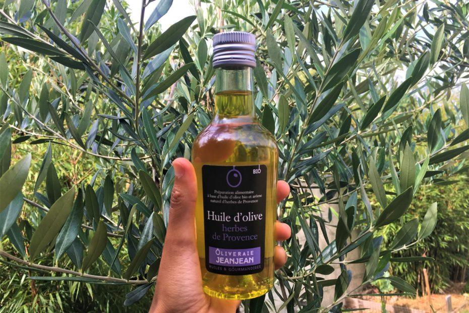Huile d'olive Oliveraie Jeanjean