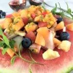Salade de fruits originale