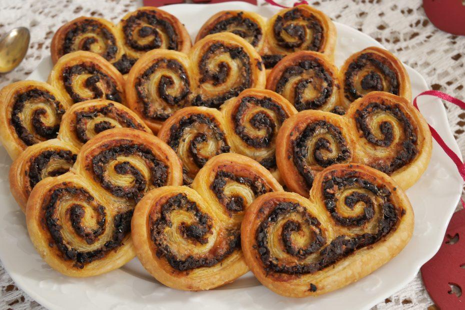 Recette De Palmiers Sales Pour L Apero Cuisine Test