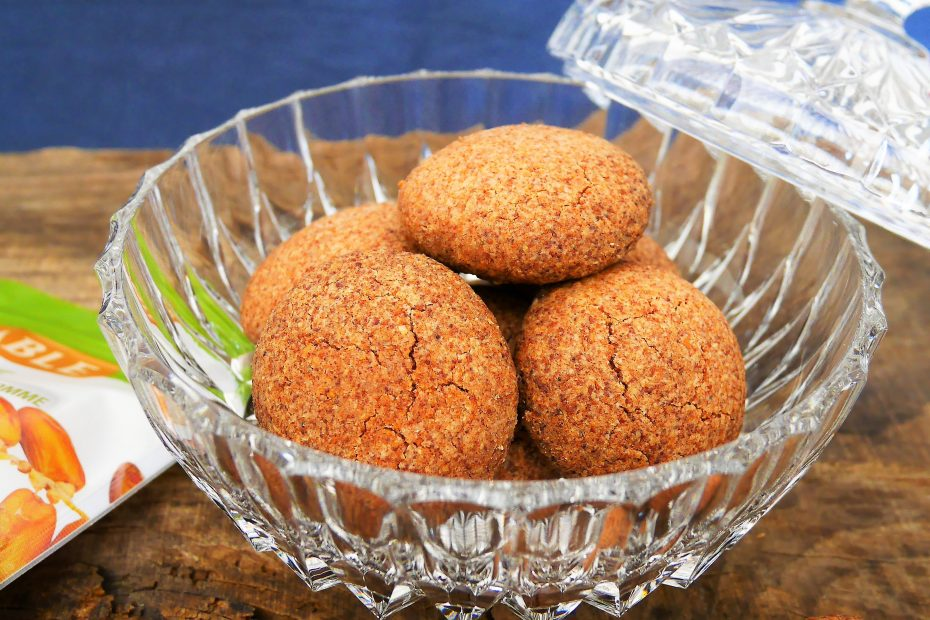 Ghriba avec des dattes séchées Ethiquable