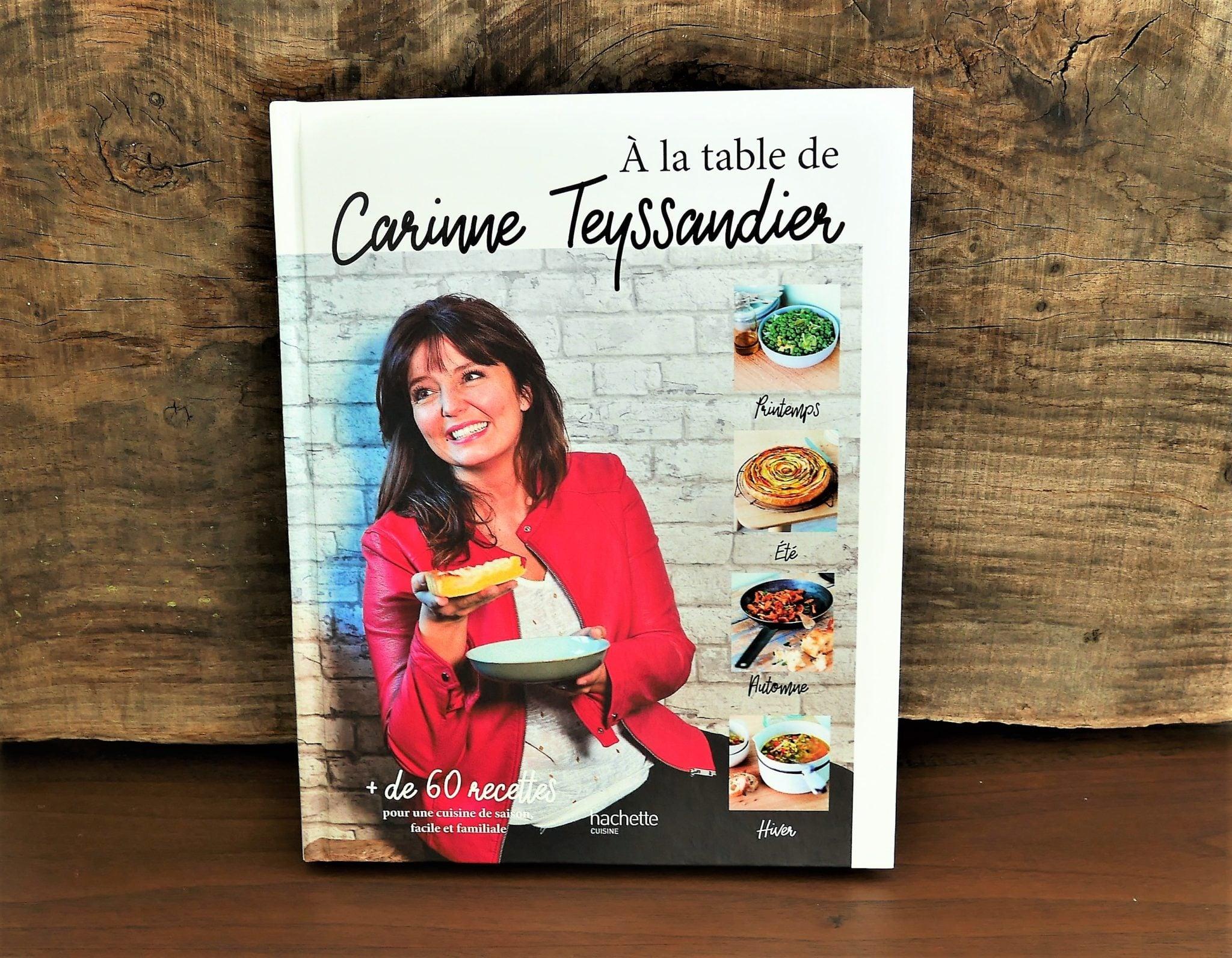 Livre de Carinne Teyssandier