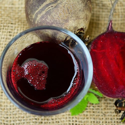 Colorant alimentaire rouge naturel