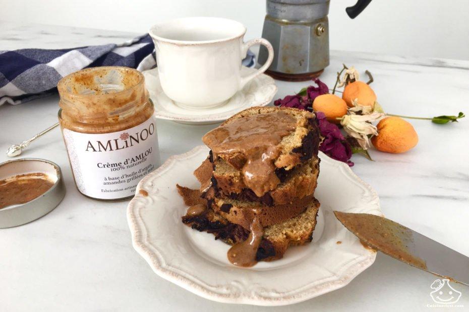 Crème d'amlou de la marque Amlinoo