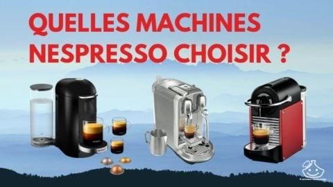 Les meilleures machines à café Nespresso en 2020 ?
