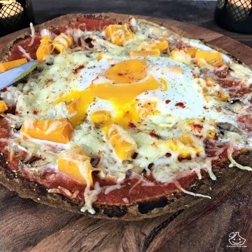 La pizza wrap