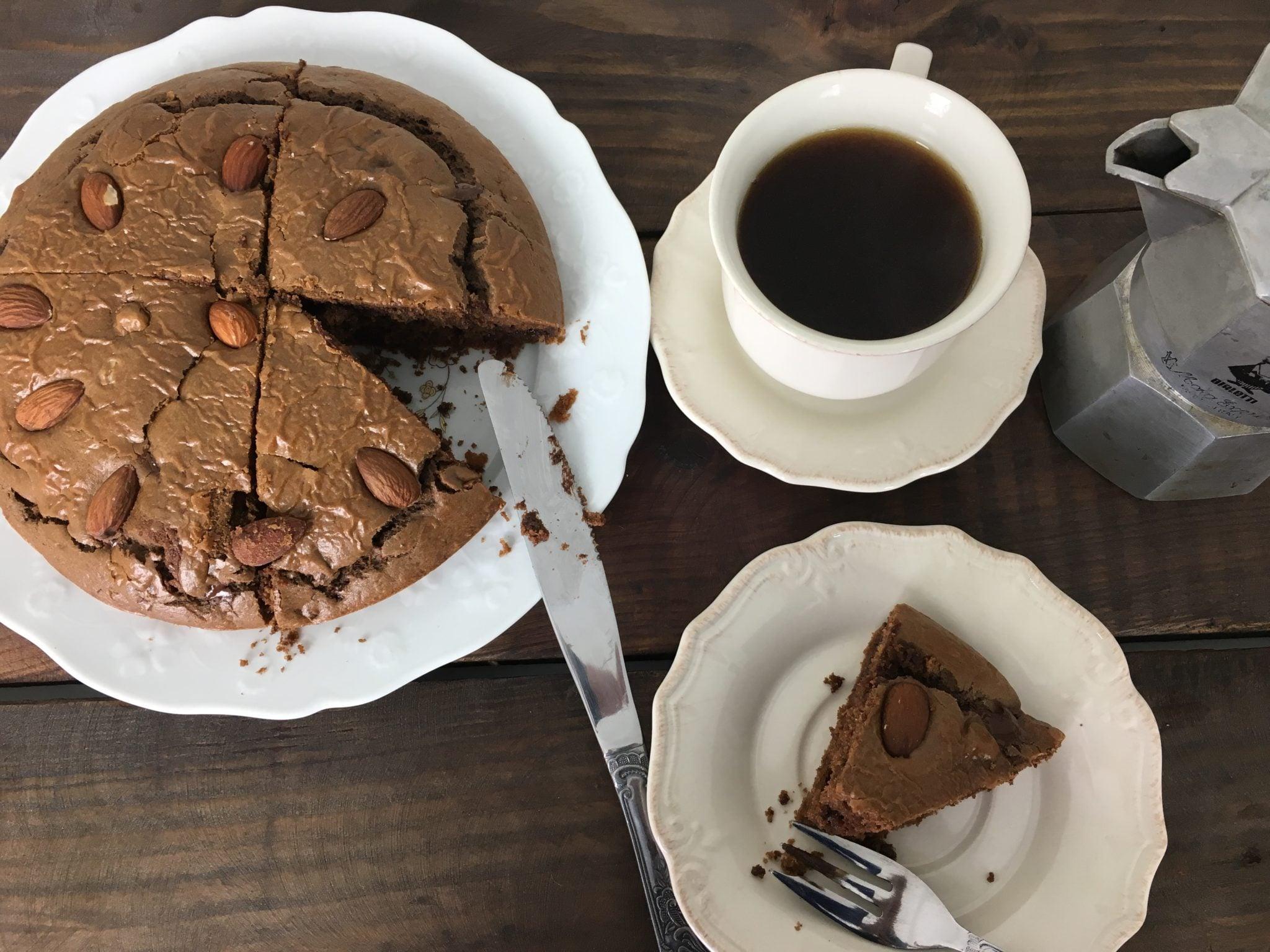 Gâteau au chocolat indice glycémique bas