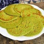 Recette facile de pancakes au moringa