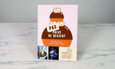 Avis : Le livre «Pas privé de dessert» de Chef Damien & Valérie Espinasse