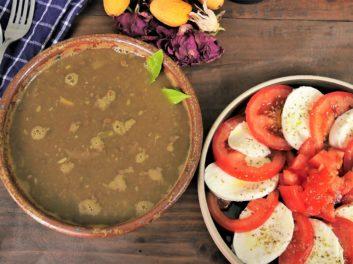Idée de repas facile – La soupe de lentilles