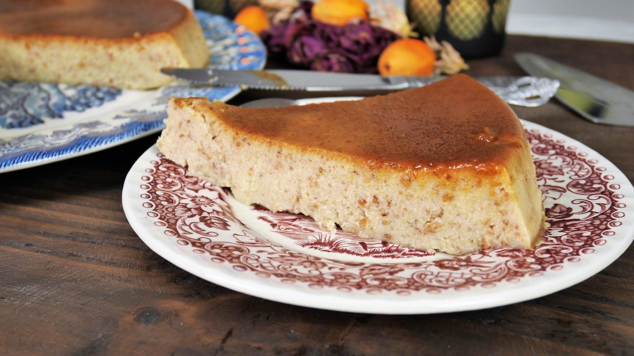 Pudding de pain, recette zéro déchet