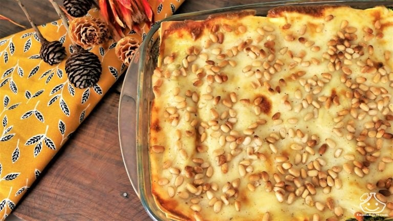 Lasagne aux épinards et ricotta