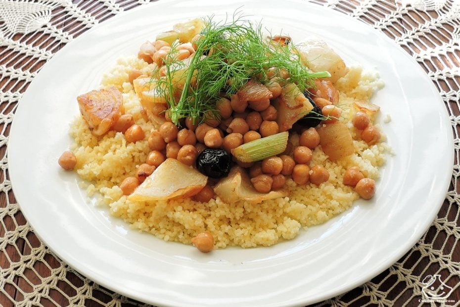 couscous veggie