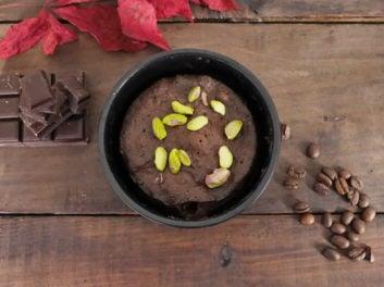 Fondant au chocolat façon Mug Cake sans gluten