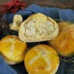 Recette de Noel 2020 pain aromatisé