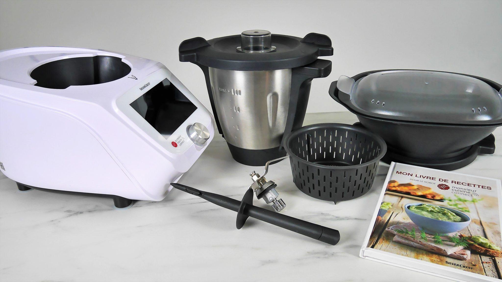 Avis Monsieur Cuisine Connect Apres 6 Mois D Experience
