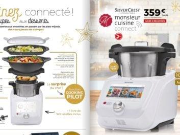 C'est officiel : Le monsieur cuisine connect de Lidl revient le 2 décembre