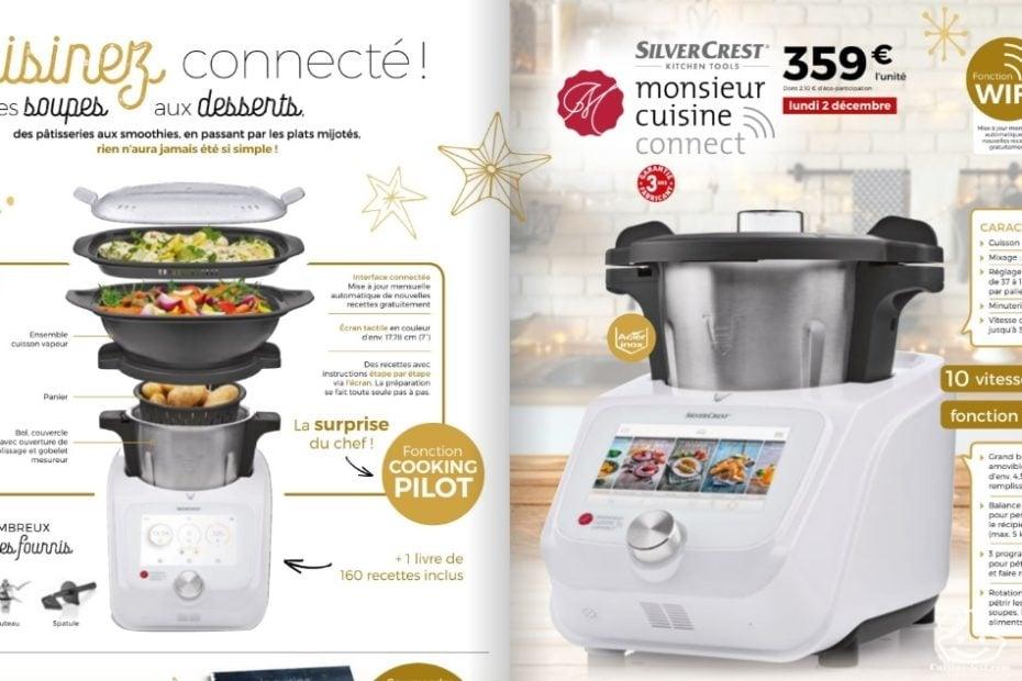 C Est Officiel Le Monsieur Cuisine Connect De Lidl Revient Le 2