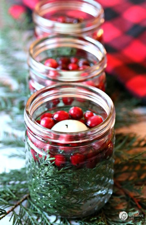 Bocaux de Noël tout simple à faire