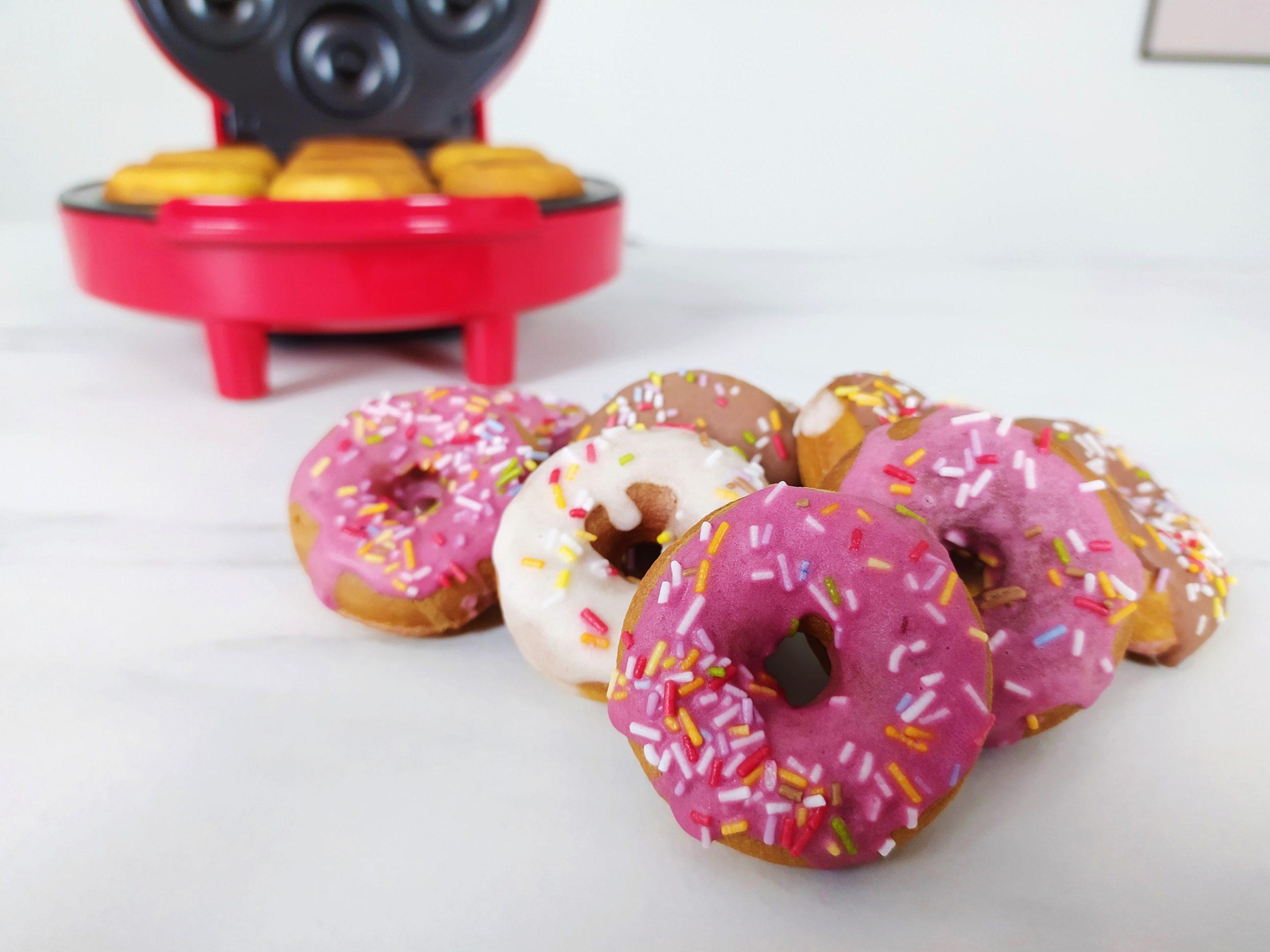 Appareil à donuts Silvercrest de lidl