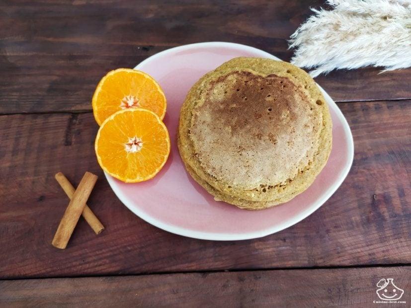 Carotte cake pour le petit déjeuner
