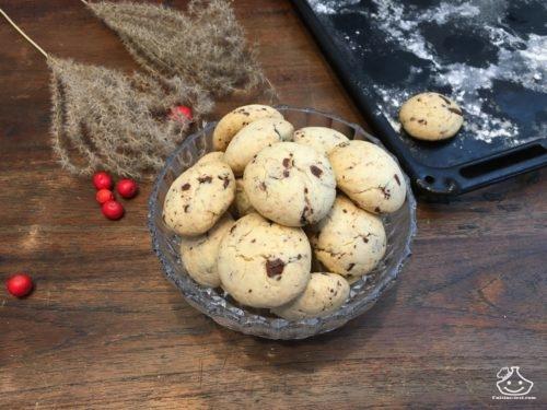 Biscuit chocolat spécial recette IG bas