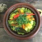 Recette Tajine légumes -Recette marocaine de tajine aux légumes