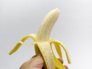 Masque visage maison et régénérant à la banane