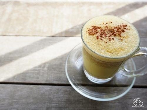 Golden Latte curcuma sans sucre ajouté