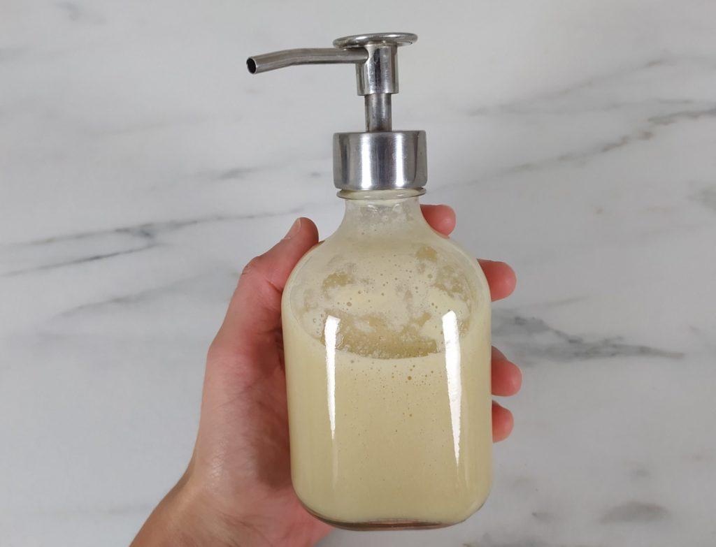 Fabriquer Nettoyant Lave Vaisselle comment faire son liquide vaisselle maison, objectif zéro