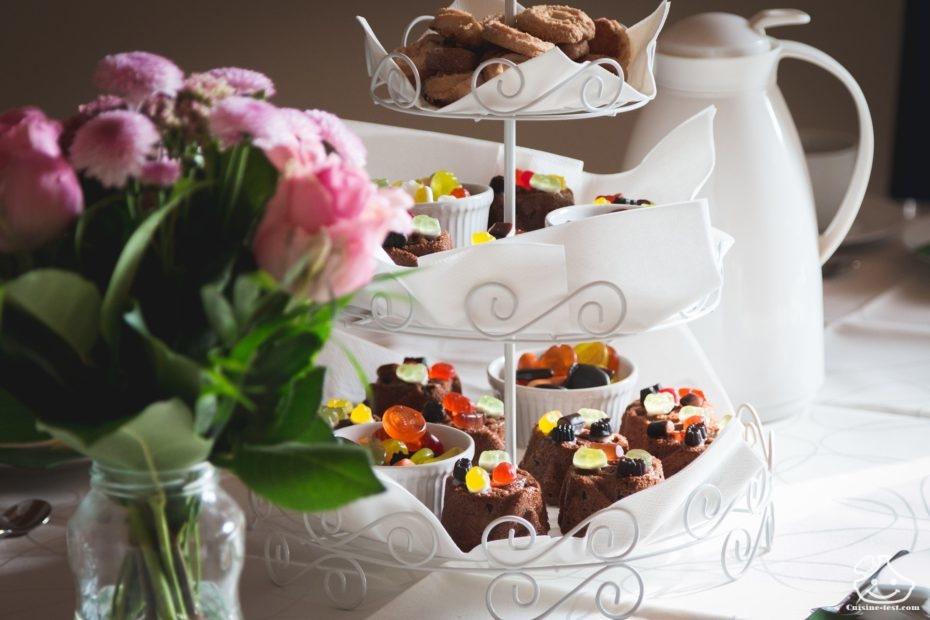 recette crème au chocolat -Cupcakes au chocolat faciles