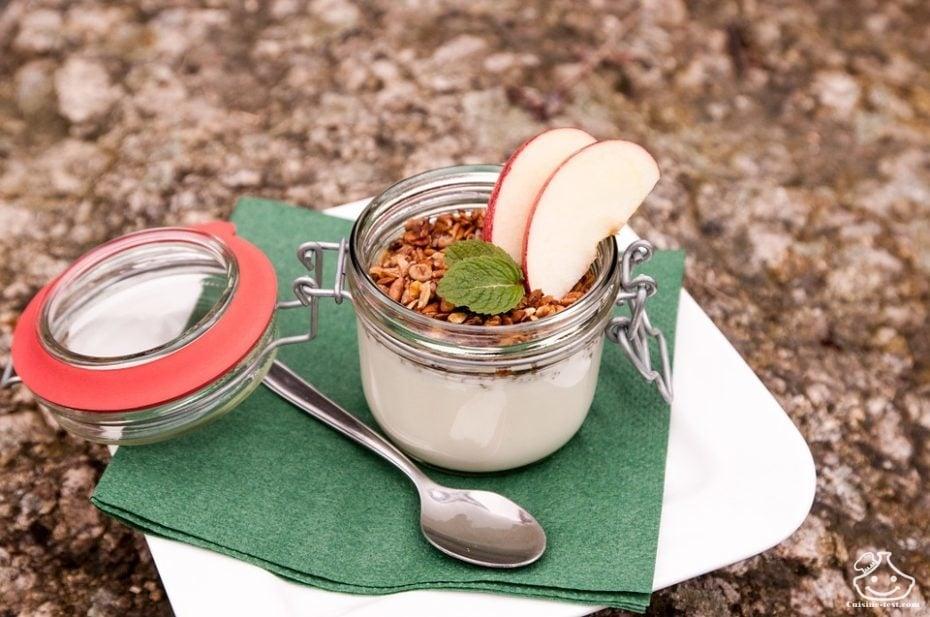 recette de yaourt sans lactose