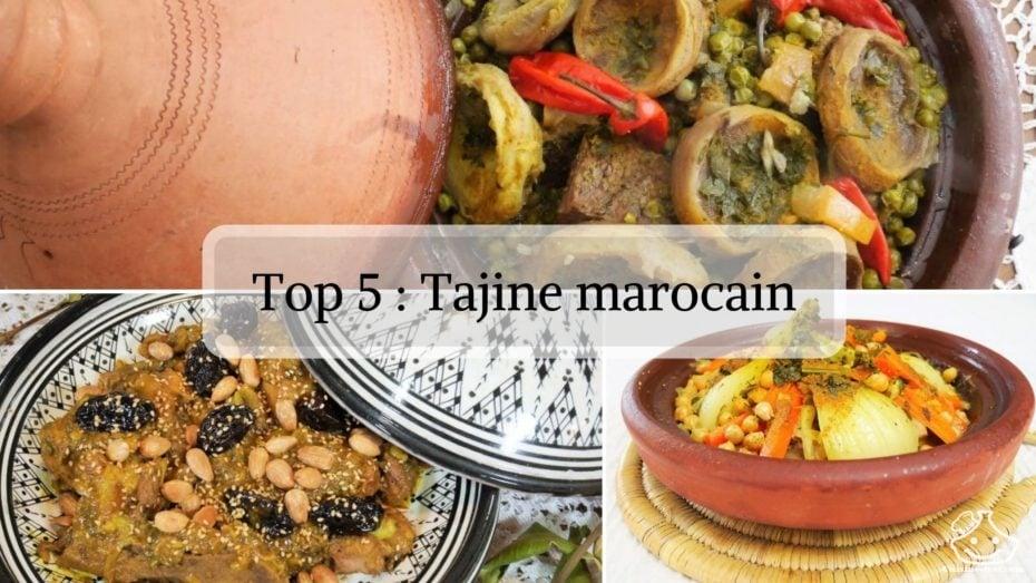 tajine marocain top 5