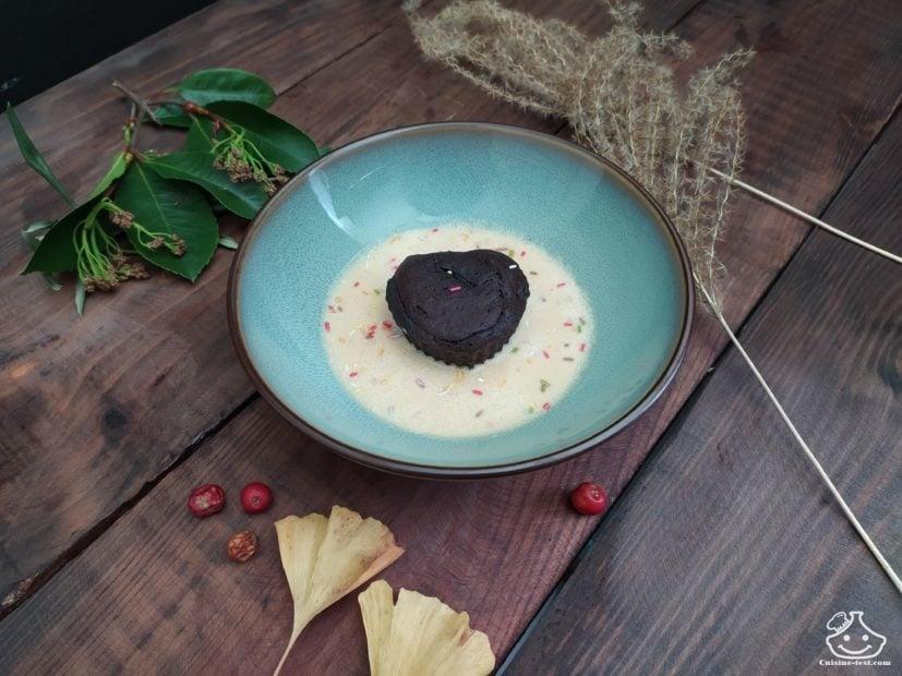 gateau au chocolat moelleux et fondant