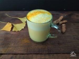 golden latte boisson de curcuma