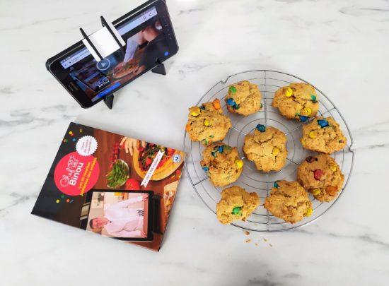 Avis : Chef Binou les 20 recettes préférées des enfants, cours de cuisine enfant interactifs