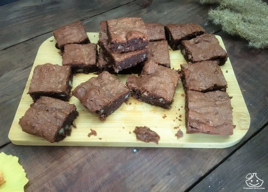 Compact Cook Pro avis :Recette Browni sans gluten facile