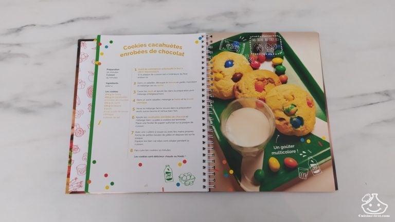 Avis chef binou les 20 recettes pr f r es des enfants - Cours de cuisine enfant ...